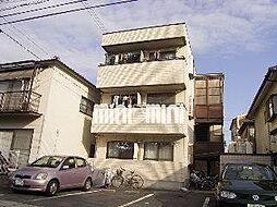 ハッピーハイツ今[1階]の外観