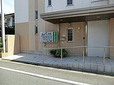 周辺環境:唐沢内科医院