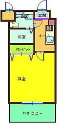 No.71 オリエントトラストタワー[32階]の間取り