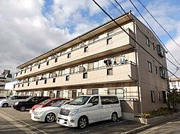 三重県四日市市久保田1丁目の賃貸マンションの外観