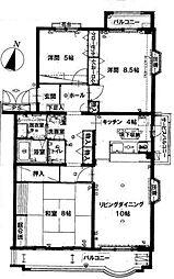サンコーポ東所沢第2