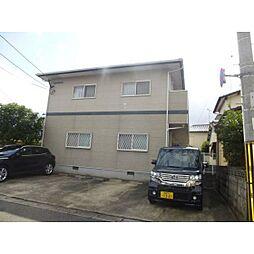 福岡県福岡市南区和田3丁目の賃貸アパートの外観