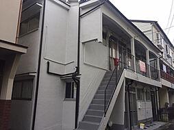 コーポ北之坊[203号室]の外観
