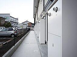 兵庫県豊岡市昭和町の賃貸アパートの外観
