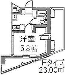 カーサプリマ[506号室]の間取り