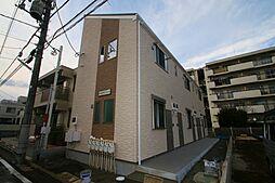 東京都国分寺市泉町3丁目の賃貸アパートの外観
