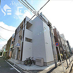 名古屋市営東山線 中村日赤駅 徒歩2分の賃貸アパート