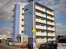 兵庫県姫路市西延末の賃貸マンションの外観