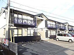 ロワールヤマダA[1階]の外観