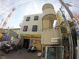 兵庫県宝塚市口谷東2丁目の賃貸マンションの外観