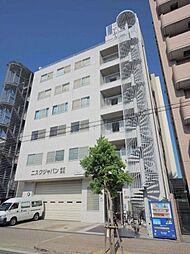 NS法円坂[3階]の外観