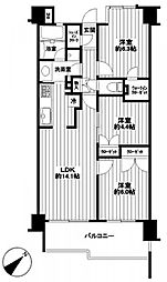 アーバンキャッスル多摩センター2階 大塚・帝京大学駅歩2分