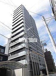 S RESIDENCE鶴舞[9階]の外観