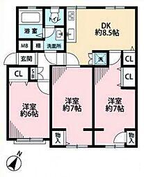 長津田団地14号棟