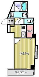 メゾンクラッソ[4階]の間取り