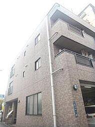 東京都小金井市本町3丁目の賃貸マンションの外観