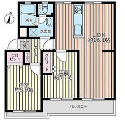 長津田団地12号棟