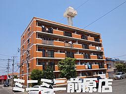 福岡県福岡市西区周船寺2丁目の賃貸マンションの外観