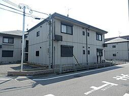 花水木タウン[1階]の外観