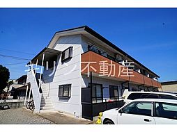 池田ハイツ1[203号室]の外観