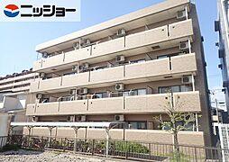 エス・コート[4階]の外観