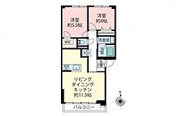 第2桜台マンション 2階