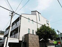 プチ鶴ヶ丘[4階]の外観