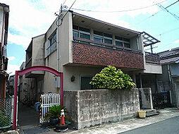 青山マンション[103号室]の外観