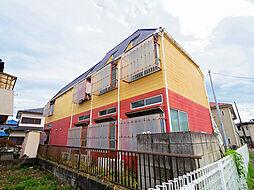 プラザドゥ・エクシード[1階]の外観