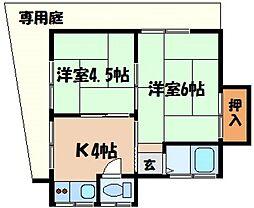 天神川駅 2.4万円