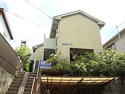愛知県名古屋市瑞穂区初日町1丁目の賃貸アパートの外観