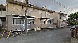 千葉県柏市大室の賃貸アパートの外観