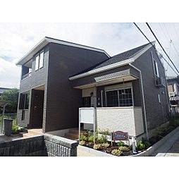 奈良県桜井市外山の賃貸アパートの外観