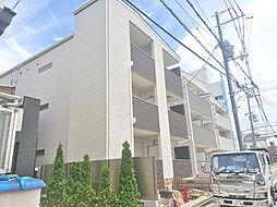 阪急宝塚本線 庄内駅 徒歩10分の賃貸アパート