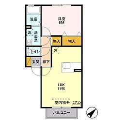 新治駅 5.4万円