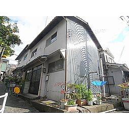 奈良県大和高田市大谷の賃貸アパートの外観