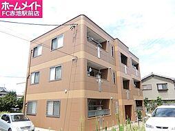 愛知県名古屋市緑区大高町字中ノ島の賃貸マンションの外観