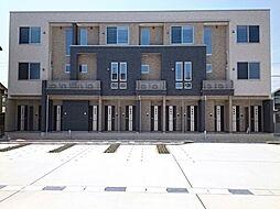 ブリッサ港西II[0203号室]の外観
