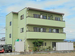 弥生アパート[2階]の外観