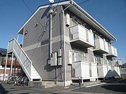 千葉県柏市亀甲台町1丁目の賃貸マンションの外観