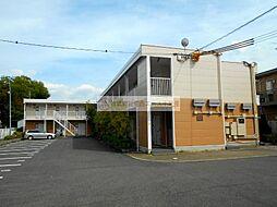 レオパレスNeo 深阪[2階]の外観