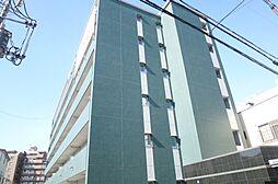 シャンピア西田辺[6階]の外観