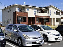 伊予鉄道高浜線 山西駅 徒歩15分の賃貸アパート