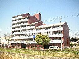カーサフクシマA棟[5階]の外観