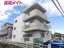 マンションほうれん草[2階]の外観