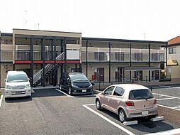 埼玉県さいたま市北区吉野町2丁目の賃貸アパートの外観