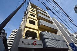 ブリリアントガーデン[4階]の外観
