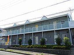愛知県知多市朝倉町の賃貸アパートの外観