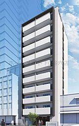 ノーブルスクエア新町[2階]の外観