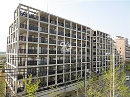 兵庫県神戸市西区美賀多台1丁目の賃貸マンションの外観